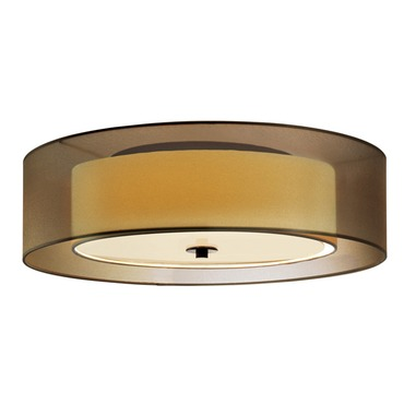 Puri Large Ceiling Flush Mount