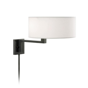 Quadratto Swing Plug-in Wall Sconce