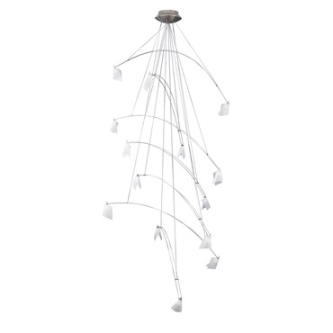 Crescendo Suspension by Tech Lighting | 700CRES48C