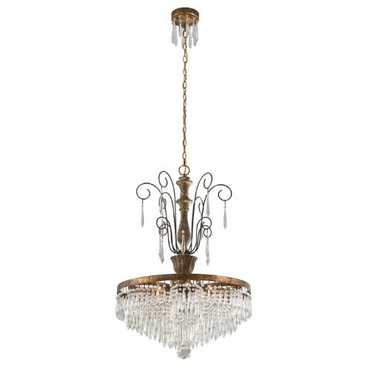 Le Marais Chandelier by Troy Lighting | F3776