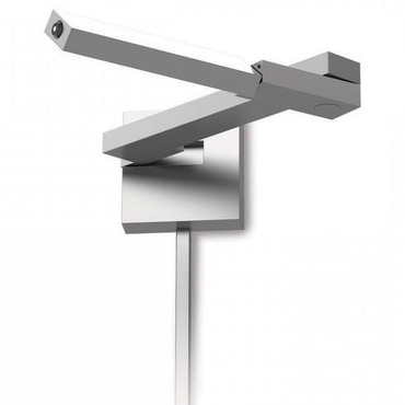 Flip Right LED Swing Arm Lamp