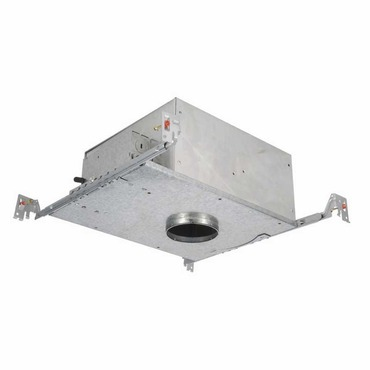 Tesla 2 LED New Construction IC Airtight by WAC Lighting | HR-2LED-H09D-ICA