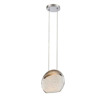 Lolli LED Pendant by dweLED by WAC Lighting | PD-52008-CH