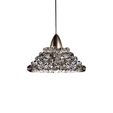 QP Giselle LED Pendant by WAC Lighting | QP-LED543-BI/BN