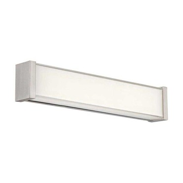 Svelte LED Bath Bar by dweLED by WAC Lighting | WS-7316-BN