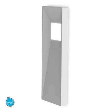 Infiniti Outdoor Wall Sconce by WAC Lighting | WS-W5720-WT
