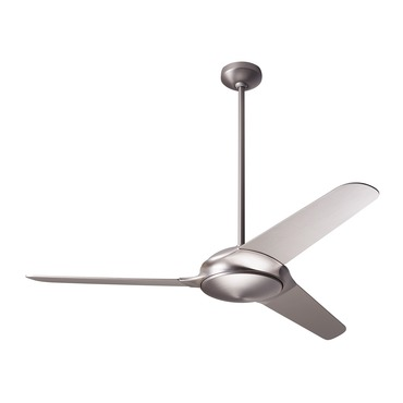 Flow Ceiling Fan No Light by Modern Fan Co. | FLO-MN-52-NK-NL-003