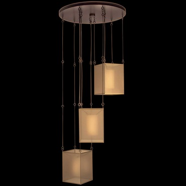 Quadralli Multi-Light Pendant