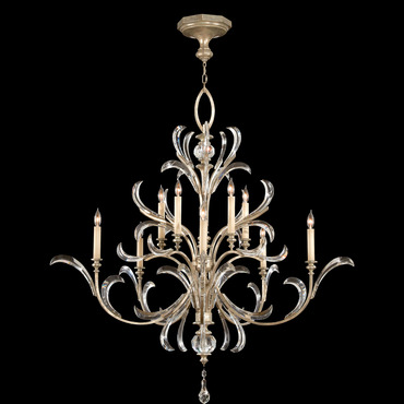 Beveled Arcs 040 Chandelier