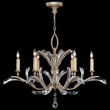 Beveled Arcs 240 Chandelier