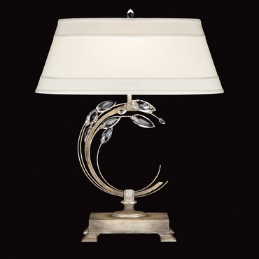 Crystal Laurel Right 010 Table Lamp