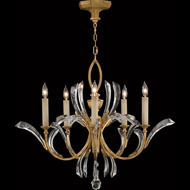 Beveled Arcs 763 Chandelier