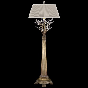 Crystal Laurel 615 Table Lamp