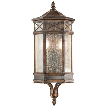 Holland Park Outdoor Wall Sconce by Fine Art Lamps | 838081