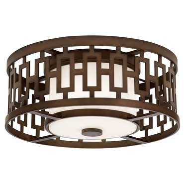 River Oaks Outdoor Flush Mount by Fine Art Lamps | 838682