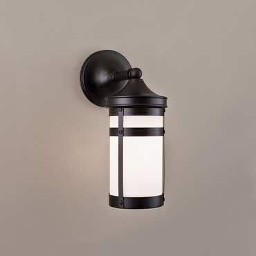 Laurel Outdoor Wall Sconce