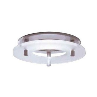 317Fgalx 3 3 /4 Inch Contour Shower Light Trim