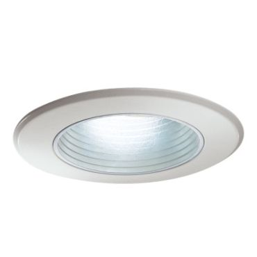 325 Series 3 3 /4 Inch Step Baffle Downlight Trim