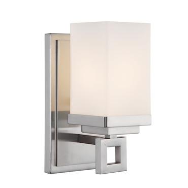 Nelio Bath Bar by Golden Lighting | 4444-BA1 PW