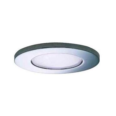Lytepoints 377 3.75 Inch MR16 Flat Lens Shower Trim