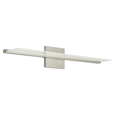 Span Bathroom Vanity Light by Tech Lighting | 700BCSPAN2S-LED830