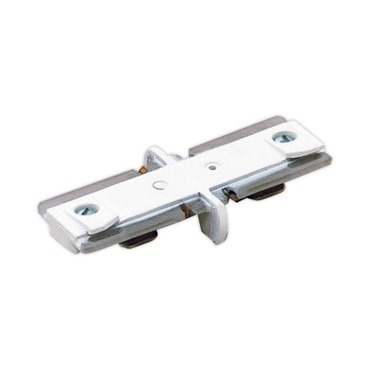 Lytespan Basic Track 6049 Mini Coupler by Lightolier | 6049nwh