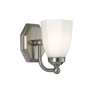 Trevi Hex Bath Bar by Norwell Lighting | 8318-BN-HXO