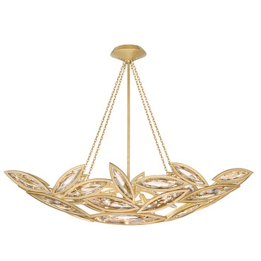 Marquise 849640 Linear Pendant by Fine Art Lamps | 849640-22