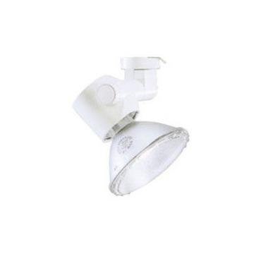 Lytespan 8201 Par-Tech Low Profile Track Head by Lightolier   8201wh