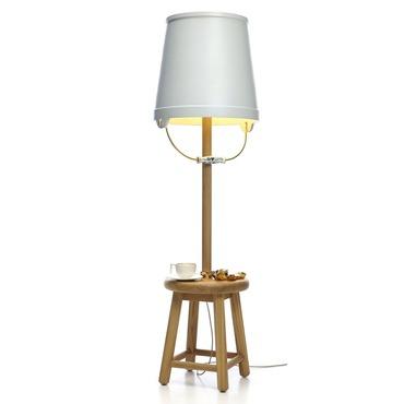 Bucket Floor Lamp by Moooi   CUMOLJOBBF---