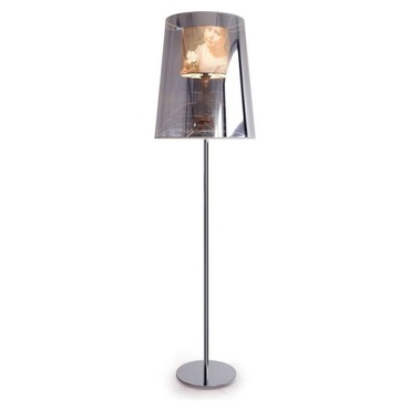 Light Shade Shade Floor Lamp by Moooi | LC-ULMOLLS--BASE+SHADE