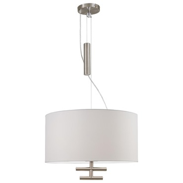 Counter Weights Chandelier