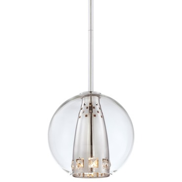 Bling Bang P941 Pendant by George Kovacs | P941-077