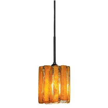 Xylo Pendant by Stone Lighting | PD162AMBZRT6B