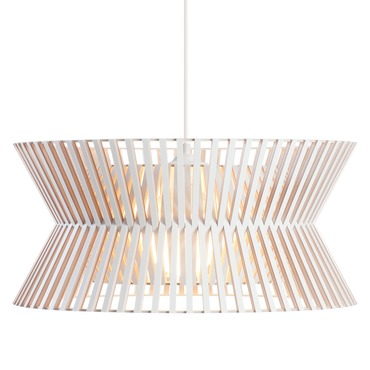 Kontro Pendant by Secto Design | SD-6000I-WH