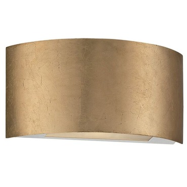 Vermeil Wall Light