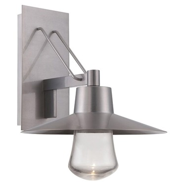 Suspense Outdoor Wall Light by Modern Forms | WS-W1911-AL