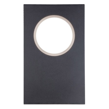 Void Outdoor Wall Light by Modern Forms | WS-W5116-BK