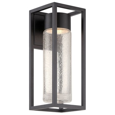 Structure Outdoor Wall Light by Modern Forms | WS-W5416-BK