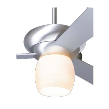 Altus Ceiling Fan With Open Light by Modern Fan Co. | ALT-BA-52-AL-253-NC