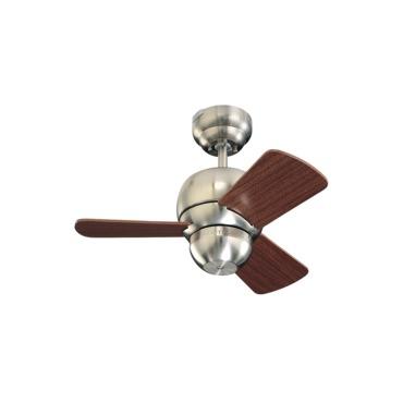 Micro Ceiling Fan by Monte Carlo   3TF24BS