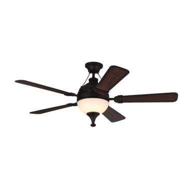 Essex Ceiling Fan with Light by Monte Carlo | 5ESR54ESD