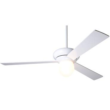 Altus Ceiling Fan with Light by Modern Fan Co. | ALT-BA-52-WH-270-003