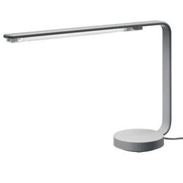 One Line Fluorescent Desk Lamp