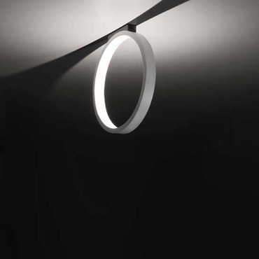 Assolo LED Semi-Flush Ceiling