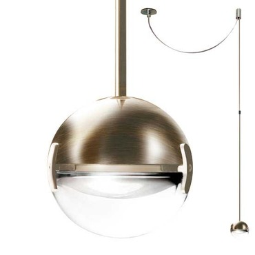 Convivio 1-Light Halogen Swag Pendant by Cini & Nils | LC-CN-863