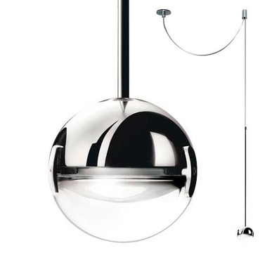 Convivio 1-Light LED Swag Pendant by Cini & Nils | LC-CN-862L