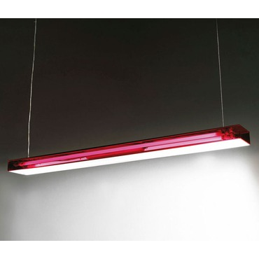 Box Linear Pendant by B.Lux | BL-BOX S 120-RED