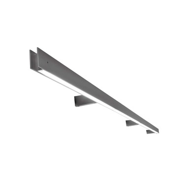Marc Arm Up/Downlight Wall Sconce by B.Lux   BL-MARC-ARM-250-2L-SL