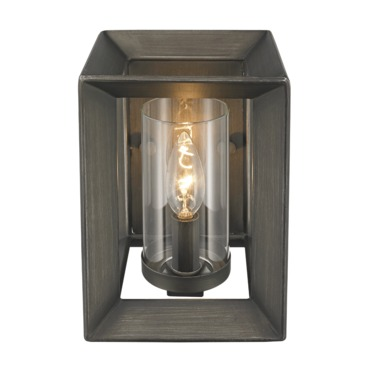 Smyth Wall Light by Golden Lighting | 2073-1W GMT